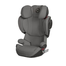 Автокресло Solution Z-fix Plus / Manhattan Grey mid grey