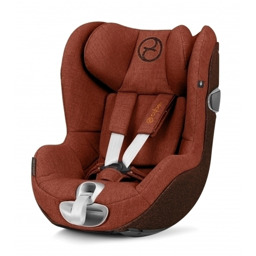 Автокресло Cybex Sirona Z i-Size Plus Autumn Gold burnt red