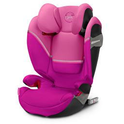 Автокресло Solution S-fix Magnolia Pink purple