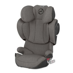 Автокресло Solution Z-fix Plus Soho Grey mid grey