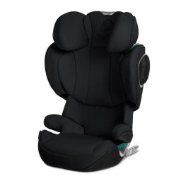 Автокресло Cybex Solution Z i-Fix Deep Black black
