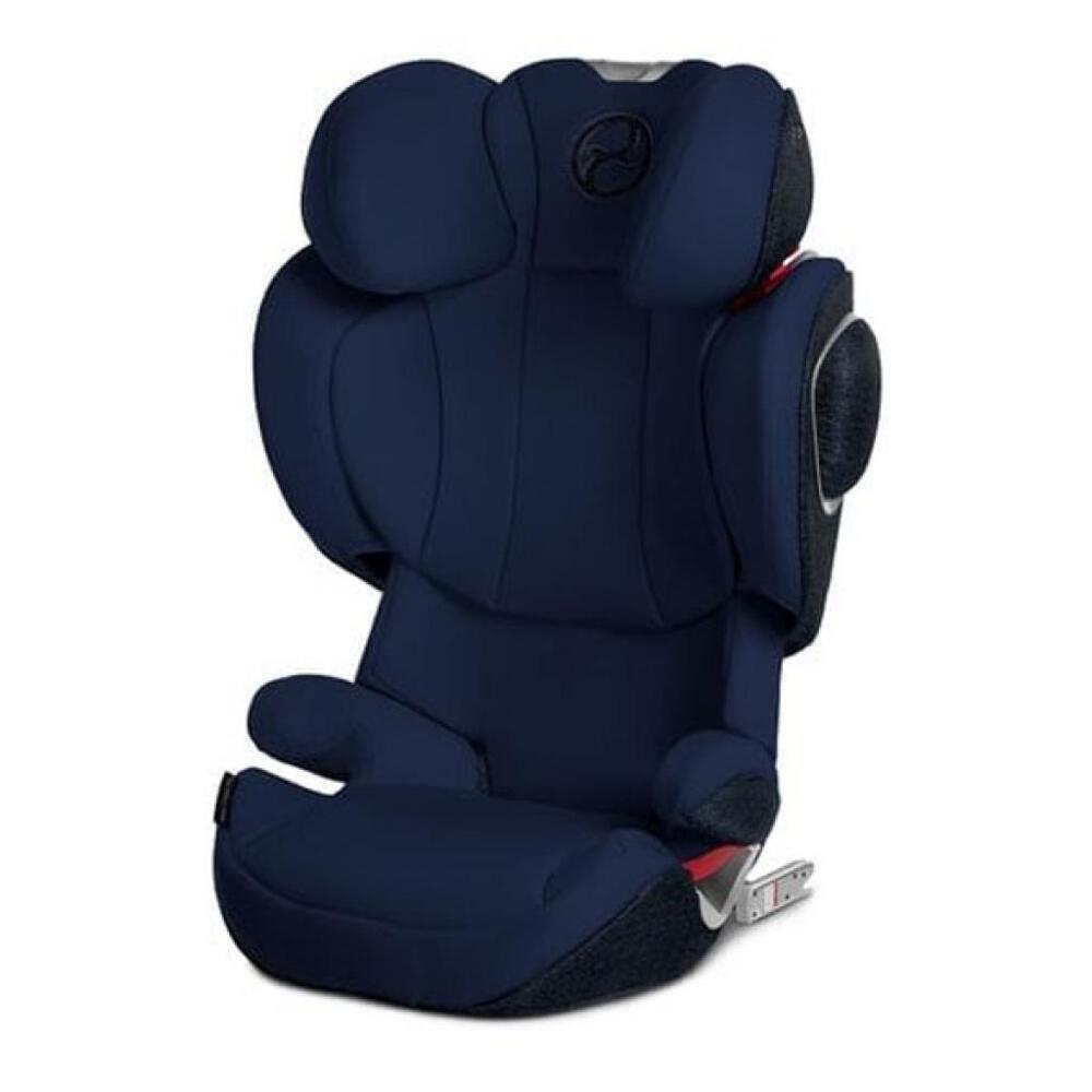 Автокресло Solution Z i-Fix Plus Nautical Blue navy blue