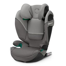 Автокресло Solution S i-Fix Soho Grey mid grey