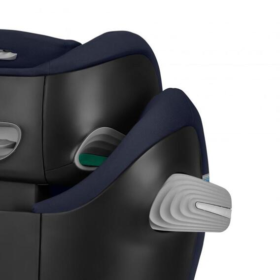 Автокрісло Solution S i-Fix Granite Black black - lebebe-boutique - 2