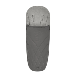 Чехол для ног Platinum / Soho Grey mid grey