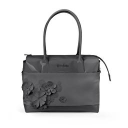 Сумка Platinum FE / SIMPLY FLOWERS GREY dark grey