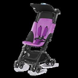 Прогулочная коляска GB POCKIT+ Posh Pink