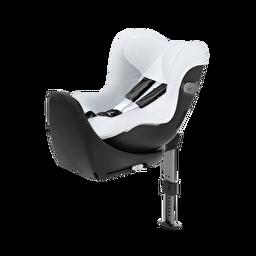 Летний чехол для автокресла GB Vaya i-Size White, белый