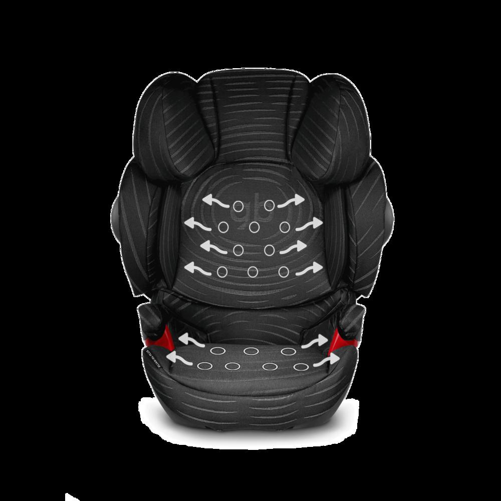 Автокресло Elian-fix Satin Black black - lebebe-boutique - 5