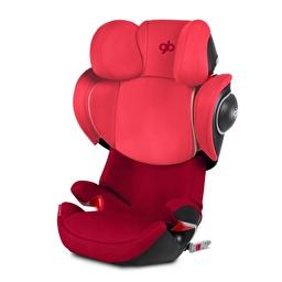 Автокресло GB Elian-fix Cherry Red red