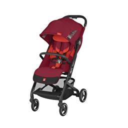 Прогулочная коляска GB Qbit+ All-City B Rose Red/Red