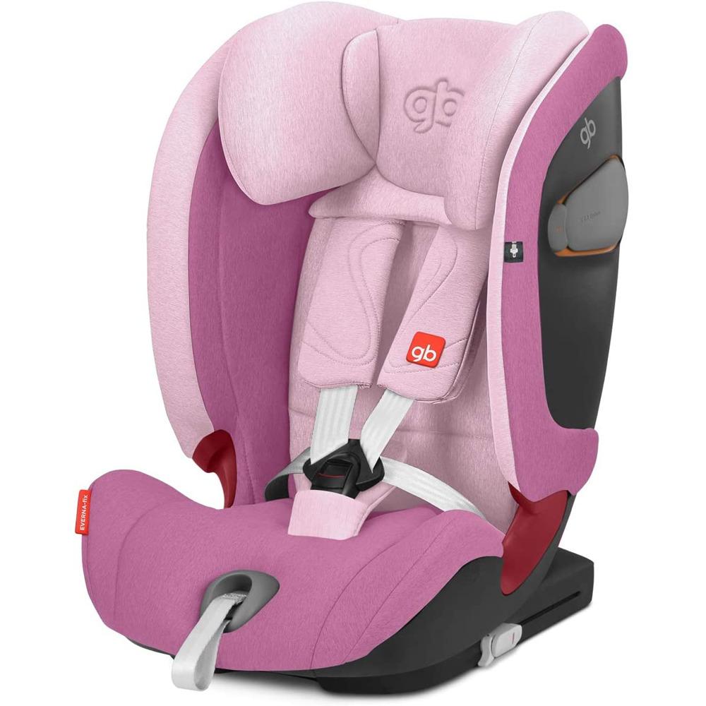 Автокресло Everna-fix Sweet Pink pink