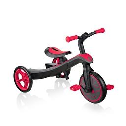 Велосипед детский GLOBBER серии EXPLORER TRIKE 2в1, красный, до 20кг, 3 колеса