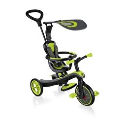 Велосипед дитячий GLOBBER серіі EXPLORER TRIKE 4в1, зелений, до 20кг, 3 колеса