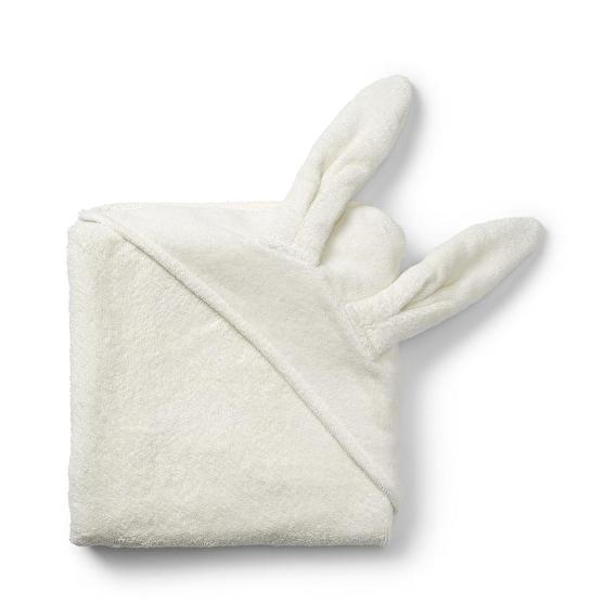 Полотенце с капюшоном, Vanilla White Bunny, Elodie Details - lebebe-boutique - 4