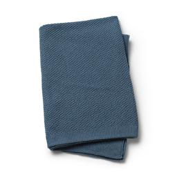 Elodie Details - Вязаное одеяло Oeko-Tex, Tender Blue