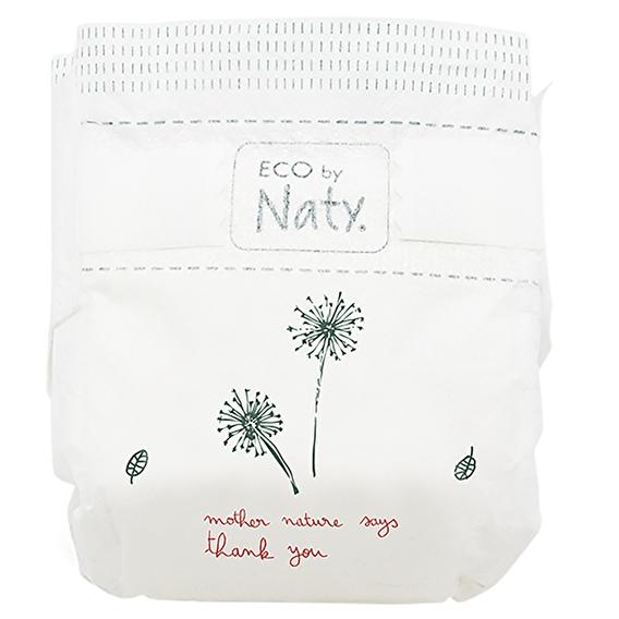 Подгузники Eco by Naty размер 5, рекомендуемый вес 11-26 кг, 40 шт - lebebe-boutique - 2