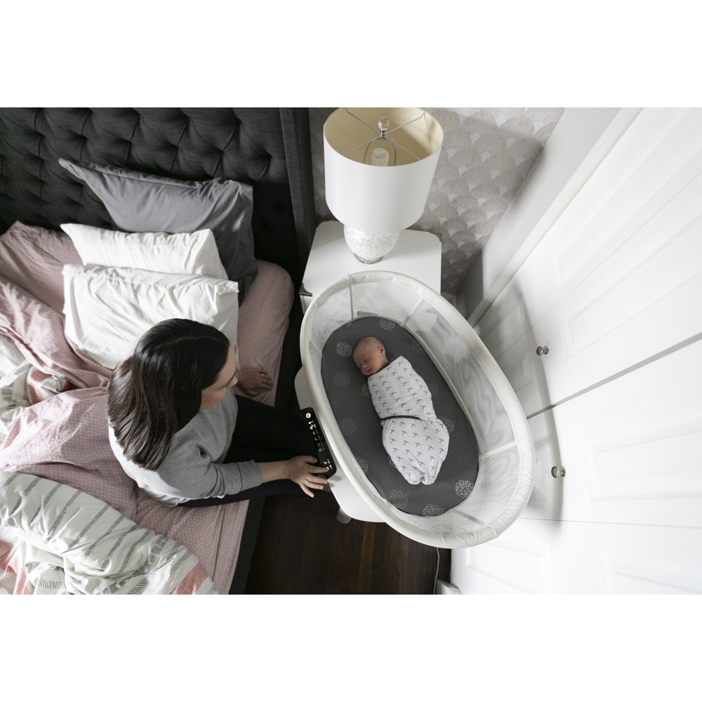 Колыбель mamaRoo sleep bassinet - lebebe-boutique - 7