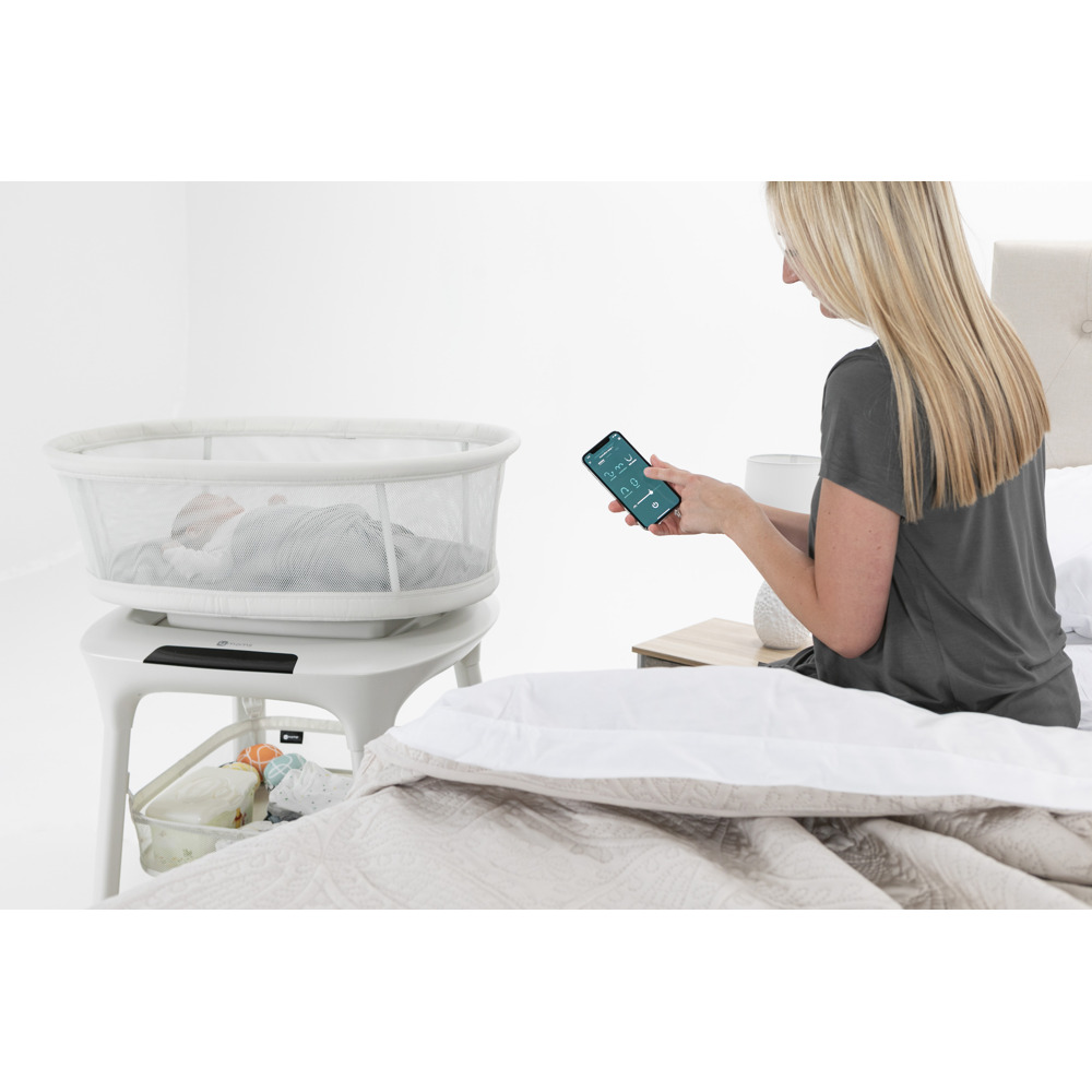 Колыбель mamaRoo sleep bassinet - lebebe-boutique - 8