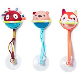 Игрушка для ванной Lilliputiens Три мяча