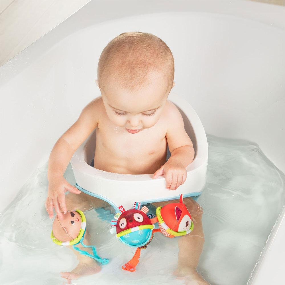 Игрушка для ванной Lilliputiens Три мяча - lebebe-boutique - 2