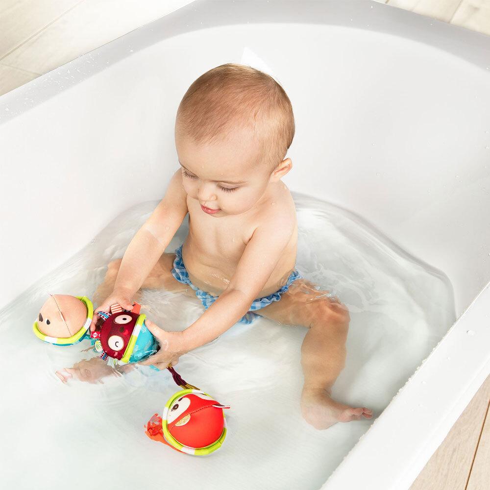 Игрушка для ванной Lilliputiens Три мяча - lebebe-boutique - 3