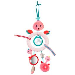Игрушка на коляску Lilliputiens фламинго Анаис