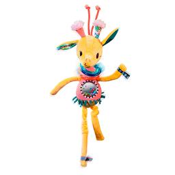 Игрушка на коляску Lilliputiens жирафка Зиа