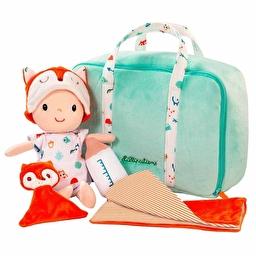 Лялька Lilliputiens Алекс в валізі