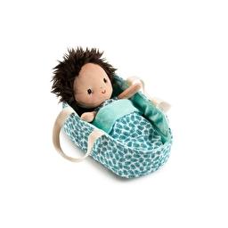 Лялька в колисці Lilliputiens Арі