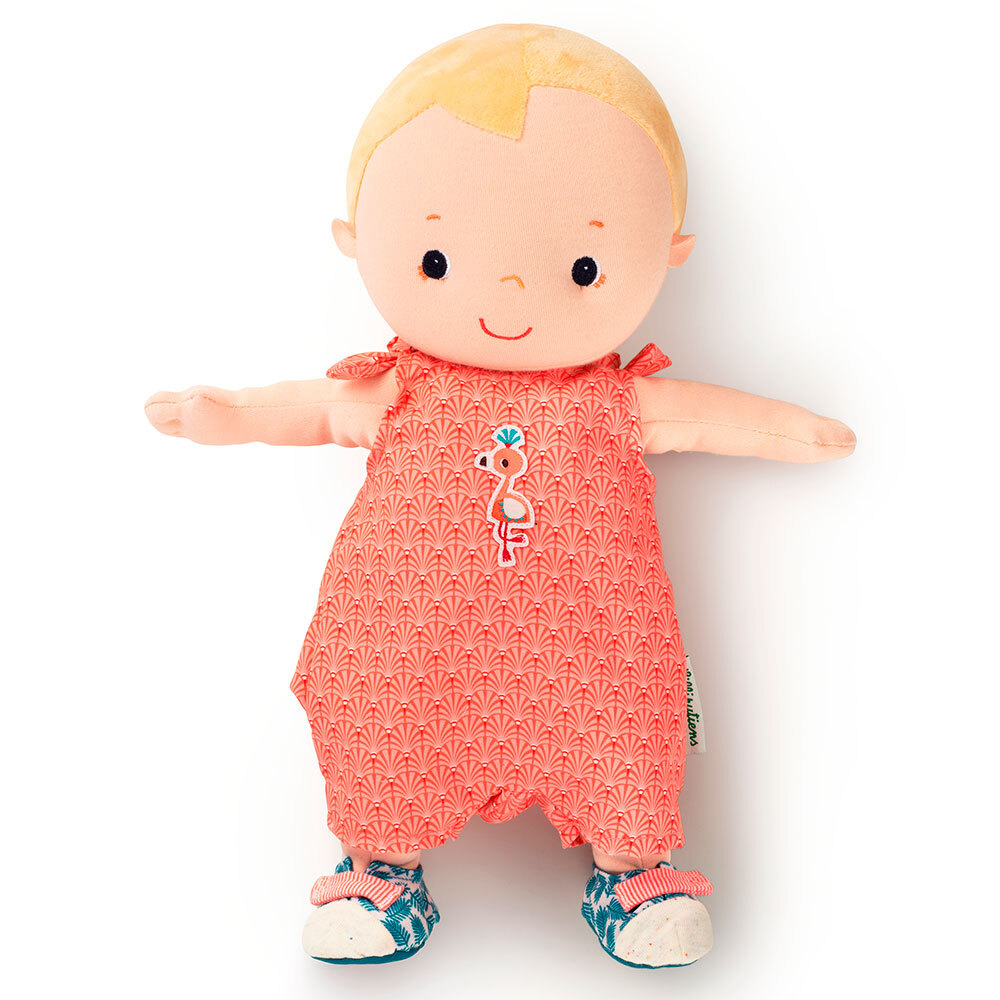 Комбинезон и обувь для куклы Lilliputiens - lebebe-boutique - 2