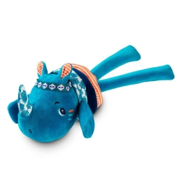 Вибрирующая игрушка Lilliputiens носорог Мариус