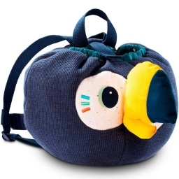 Мягкий детский рюкзак Lilliputiens тукан Пабло