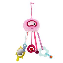Игрушка на коляску Lilliputiens медуза Амели