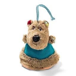 Двусторонняя игрушка-прорезыватель Lilliputiens медведь Цезарь
