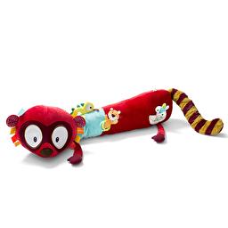 Большая развивающая игрушка-валик Lilliputiens лемур Джордж