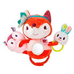 Игрушка на коляску Lilliputiens лисичка Алиса и друзья