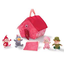 Игровой набор Lilliputiens Красная Шапочка