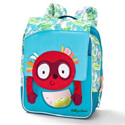 Дошкольный рюкзак Lilliputiens лемур Джордж
