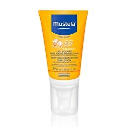 Сонцезах. лосьон з високим ступенем захисту SPF+50 Very high protection sun lotion SPF+50 40 ml