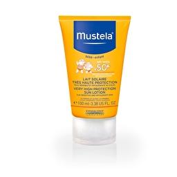 Сонцезах. лосьон з високим ступенем захисту SPF+50 Very high protection sun lotion  SPF+50, 100 ml