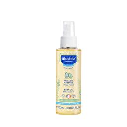Детское масло MUSTELA (Мустела) Baby Oil 100 мл 8703222