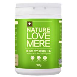 Натуральное многофункциональное средство NATURE LOVE MERE™ с содой, 500 гр