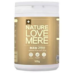 Натуральное очищающее средство NATURE LOVE MERE™ с лимонной кислотой, 500 гр