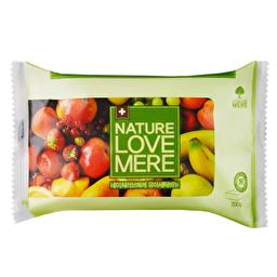 Мыло для стирки детских вещей NATURE LOVE MERE™ с антибактериальным эффектом с экстрактом фруктов