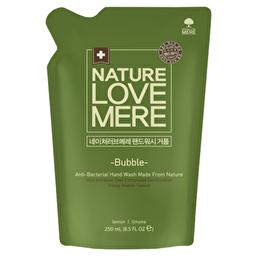 Жидкое мыло для рук NATURE LOVE MERE™ с антибактериальным эффектом, 250 мл (сменный блок)