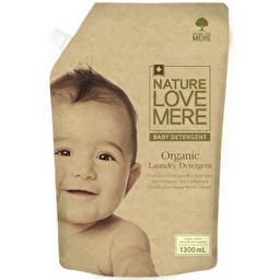 Гель для стирки детской одежды NATURE LOVE MERE™ ORGANIC, 1.3 л