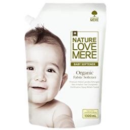 Кондиционер-ополаскиватель для стирки детской одежды NATURE LOVE MERE™ ORGANIC, 1.3 л
