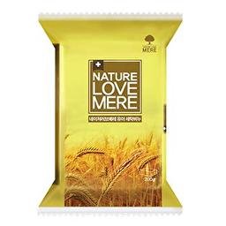 Мыло для стирки детских вещей NATURE LOVE MERE™ с экстрактом пшеницы, 200 гр