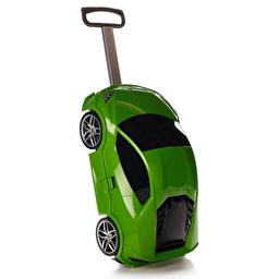 Детский чемодан-машинка Ridaz Lamborghini Huracan Зеленый (91002W-GREEN)